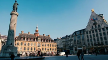 Behind the Wheel: Lille – A City Running on Natural Gas and Bio-methane