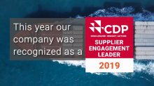 Intel Recognized as a World Leader for Supplier Engagement on Climate Change