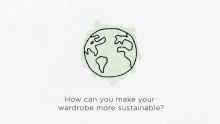 Building a Sustainable Wardrobe