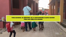 This School is Serving as a Sustainable Safe Haven for 240 Girls in Ghana
