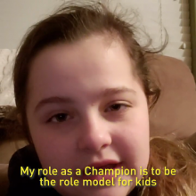 VIDEO | Children's Miracle Network Hospitals Ambassador Chloe Davison Gives A Behind-the-Scenes Peek at the Macy's Thanksgiving Day Parade