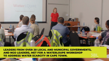 Partners in Purpose: Cape Town Officials and Kimberly-Clark Address Water Scarcity