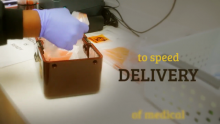 UPS Partners With Matternet to Transport Medical Samples Via Drone Across Hospital System in Raleigh, N.C.