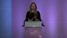 Smithfield Foods EVP of Corporate Affairs & Compliance Keira Lombardo Gives Keynote Speech at STEP Ahead Awards