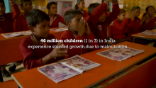 Fortifying Futures for Children in India