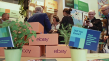 eBay Announces First UK High Street Concept Store