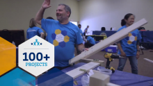 Alexion Employees Serve Local Communities During 2018 Day of Service