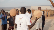 The Legacy of the Refugee Olympic Team Rio 2016 Lives on Through the Olympic Refuge Foundation