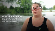 FCA Community: Motor Citizens Keep Detroit Waterways Beautiful by Land and Sea