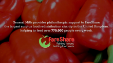 Across Europe and Australia, General Mills Employees Help Alleviate Hunger