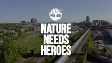 Timberland Kicks off its 2019 Urban Greening Season in Detroit's Lincoln Street Art Park
