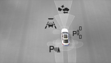 General Motors, University of Michigan Show Automated Safety Features Preventing Crashes