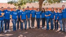 General Mills Employees Make an Impact Across Asia, Africa, India and Latin America