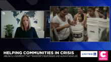 How 'Airlink' Partners With Airlines and Nonprofits to Help Communities in Crisis