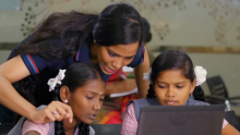 PayPal Employee GIVE Team Hosts 6th Annual 'Girls in Tech' Day in Chennai, India