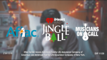 Aflac Brings 2019 iHeartRadio Jingle Ball to Pediatric Cancer Patients