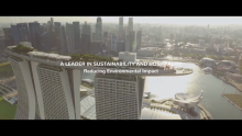 Marina Bay Sands: Energy Conservation with EcoStruxure