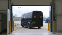 UPS Invests in Arrival, Accelerates Fleet Electrification With Order of 10,000 Electric Delivery Vehicles