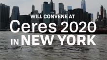 Unlocking the Power of Policy at Ceres 2020 in New York!