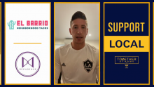 "LA Galaxy Unveil ""Support Local"" Campaign in Conjunction With TOGETHER AT HOME"