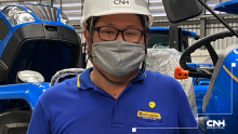 A Big Thank You to CNH Industrial's South East Asian Colleagues