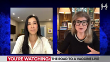 The Road to a Vaccine, Ep. 5: How Nurses Are Battling the COVID-19 Pandemic