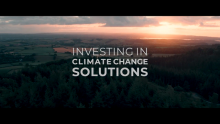 Investing for a Climate-Positive Future