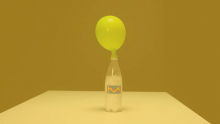 Curiosity Labs™ at Home: Self-Inflating Balloon