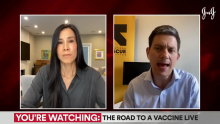 The Road to a Vaccine, Ep. 8: What Two Renowned Virus Hunters Want Us to Know About COVID-19