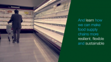 Can Food Supply Chains Cope with COVID-19?