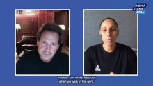 Working As One Team: My Never Stand Still Conversation with Diana Taurasi