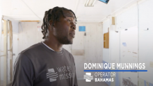 Day Brightened in 60 Seconds With Water Mission