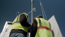 FCA Installs New Monitoring Station to Measure Air Quality on Detroit's East Side