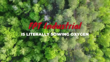 FPT Industrial is Literally 'Sowing OXYGEN'