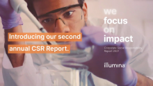 In Full Transparency: A Year of CSR at Illumina