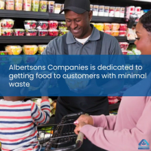 Join Albertsons Companies in Preventing and Reducing Food Waste