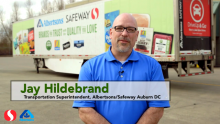 Washington State Safeway and Albertsons Stores Wish Customers a Happy Earth Day