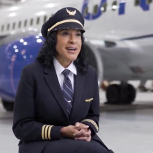 United First Officer, Carole Hopson, Honors Bessie Coleman With Goal of Enrolling 100 Black Women in Flight School