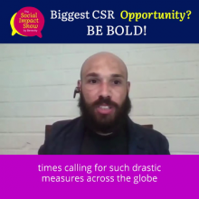 Why Being Bold Wins in Corporate Social Responsibility