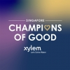 Xylem Water Solutions Singapore Named as Champion of Good and Recipient of the AmCham CARES 2020 Award