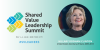 Just Announced - Hillary Rodham Clinton at #SVLeaders 2018!