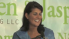 Governor Haley Speaks at Be Green Packaging Facility in Ridgeland, South Carolina (VIDEO)