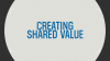 Your Shared Value Journey Starts Here