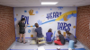 Video: Hallmark Time-Lapse Creation of Elementary School Mural