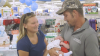 VIDEO | In the 'Nick' of Time, Walmart Driver Helps Hurricane Baby