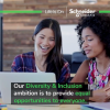 Schneider Electric Recognized for Gender Equality and Inclusion Efforts