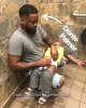 Pampers, Donte Palmer & John Legend Encourage Dads to Love the Change with 5,000 Changing Tables