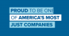 Amgen Lands on the JUST 100 List of America's Top Corporate Citizens