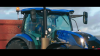 New Holland Agriculture and the World's First Production Methane Powered Tractor