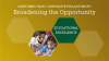 Northern Trust Corporate Philanthropy: Broadening the Opportunity